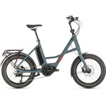 CUBE Cube Compact Hybrid Sport blue'n'red 2021