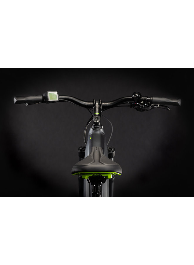 Cube Cross Hybrid Pro 625 Allroad 2021 iridium'n'green