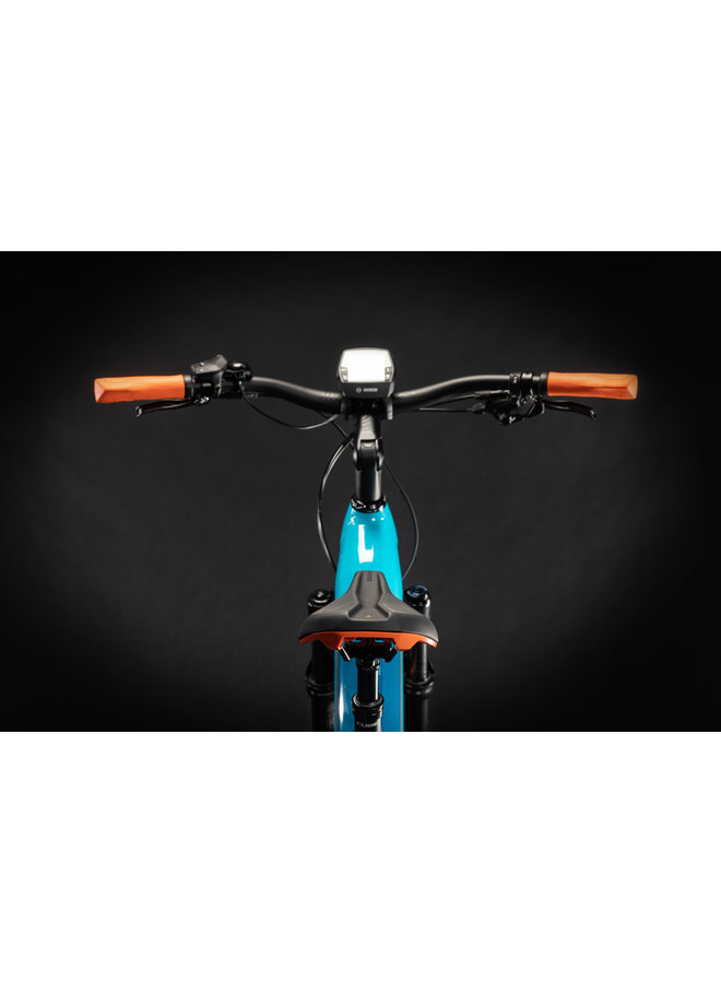 Cube Nuride Hybrid EXC 625 Allroad petrol'n'blue 2021