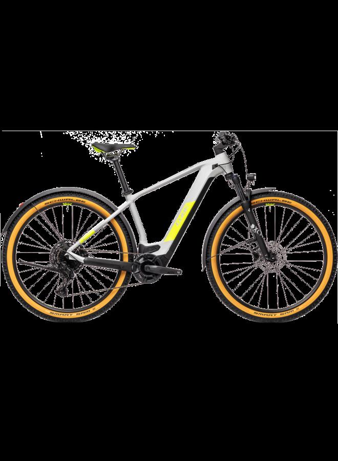 Cube Reaction Hybrid Pro 500 29 Allroad grey'n'yellow 2021