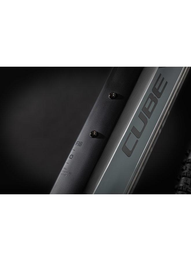Cube Reaction Hybrid Pro 625 29 black'n'grey 2021
