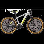 CUBE Cube Reaction Hybrid Pro 625 29 grey'n'yellow 2021