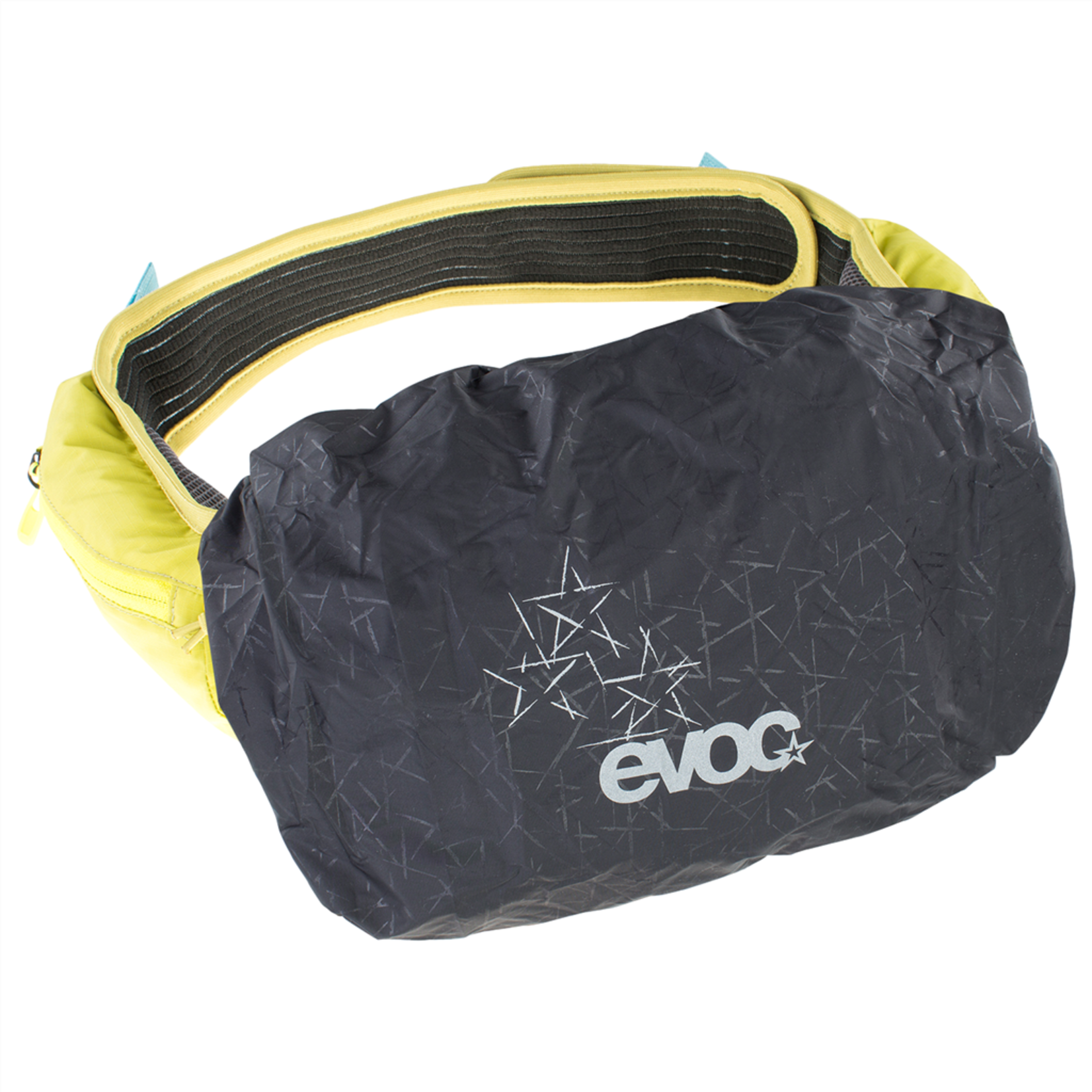 EVOC EVOC Raincover Sleeve Hip Pack 3-7L - black