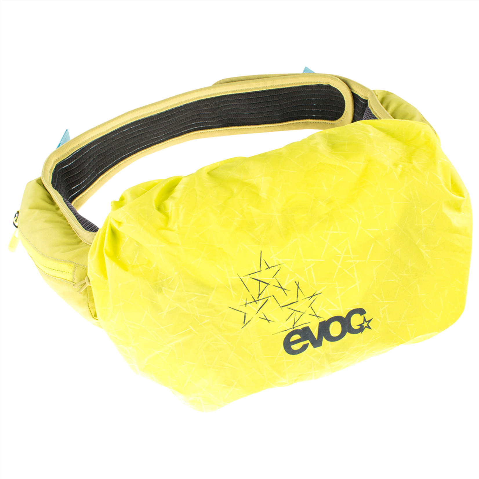EVOC EVOC Raincover Sleeve Hip Pack 3-7L - sulphur