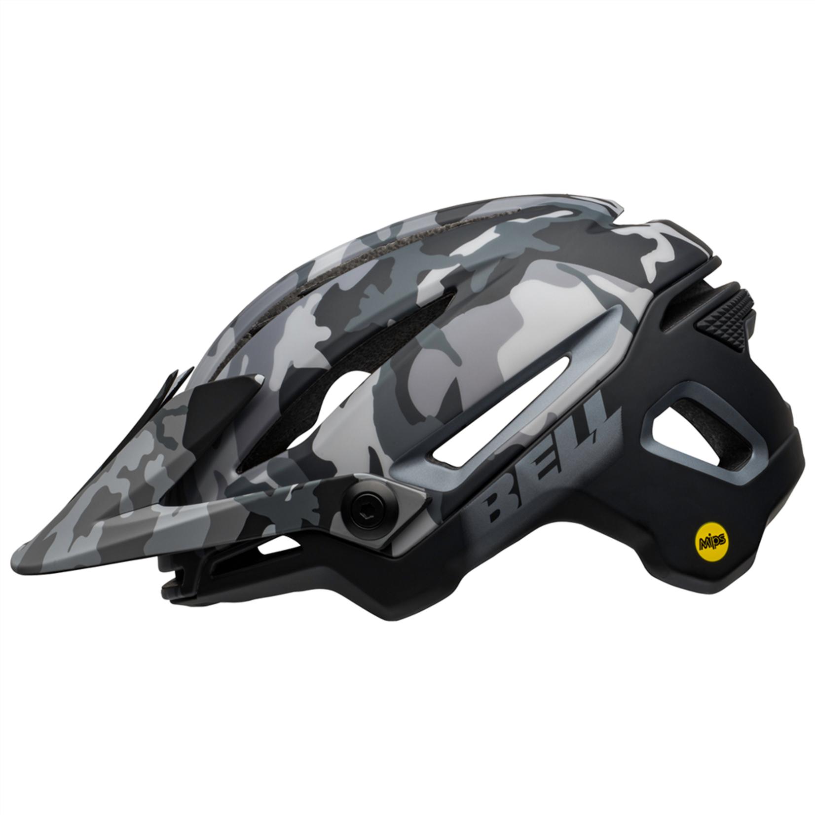 Bell Bell - Helme Sixer - black cam