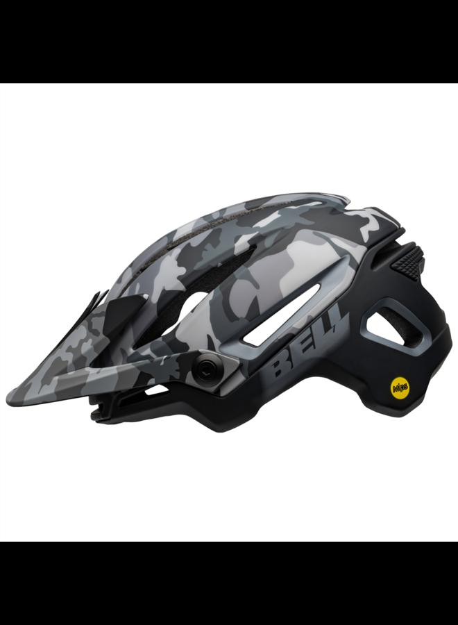 Bell - casco Sixer  MIPS matte/gloss black camo