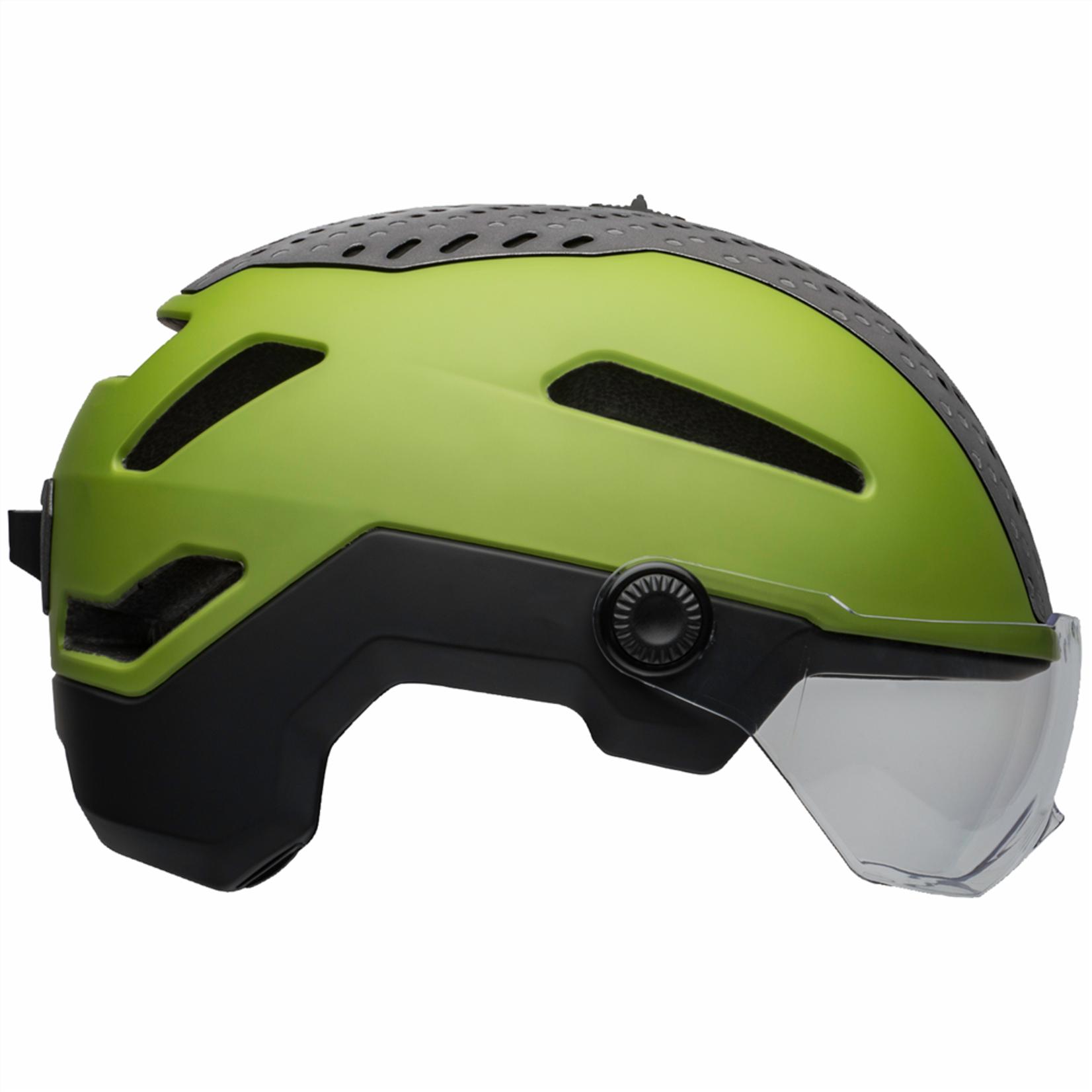 Bell Giro - Helme Annex shield MIPS - matt green