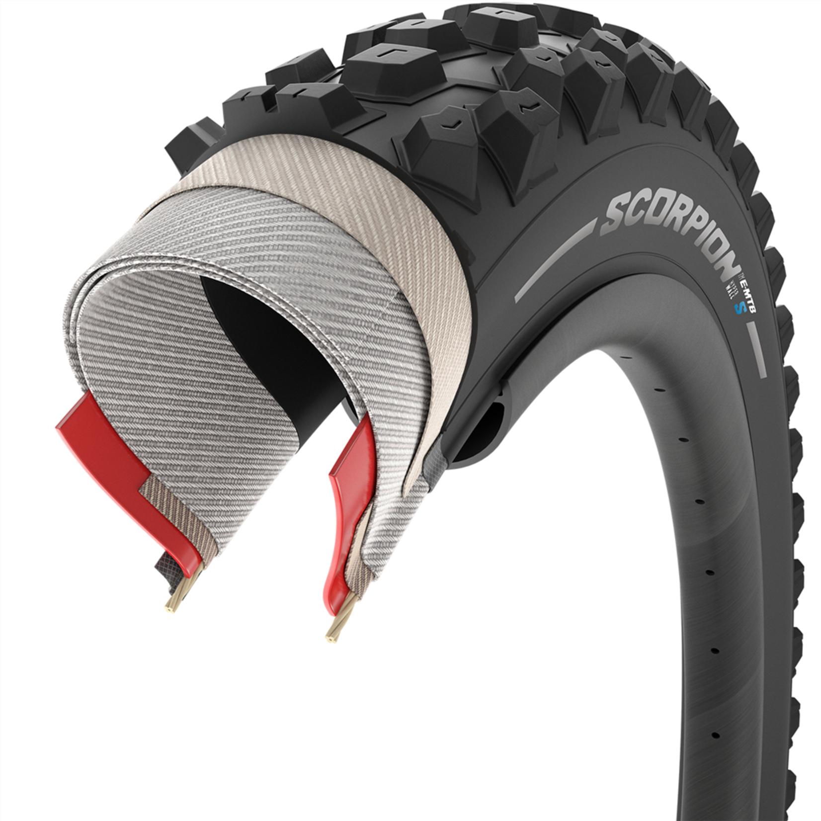 Pirelli Pirelli Reifen SCORPION E-MTB S HYPERWALL 29X2.60