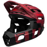 Bell Bell - casco Super Air R MIPS Spherical Fasthouse red/black