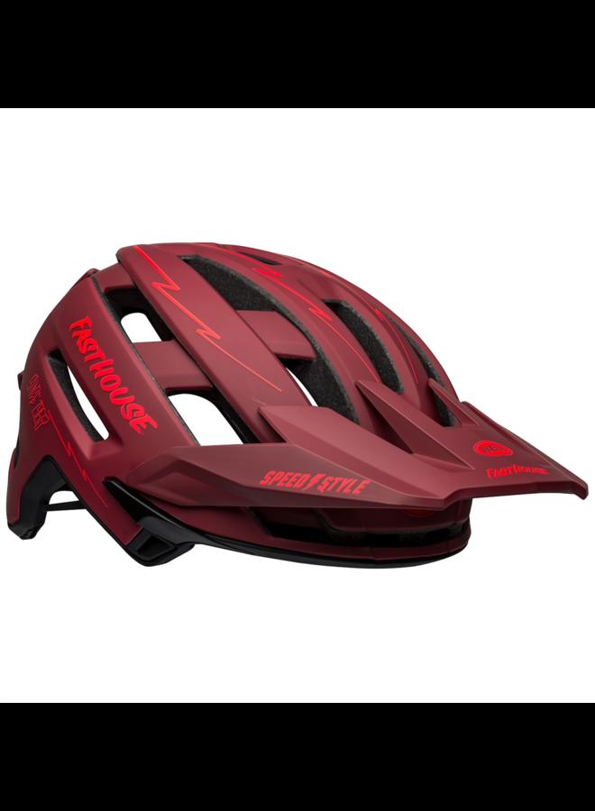 Bell - casco Super Air R MIPS Spherical red/black