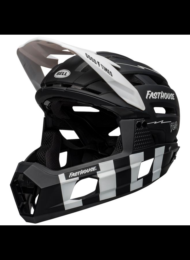 Bell - casco Super Air R MIPS Spherical black/white