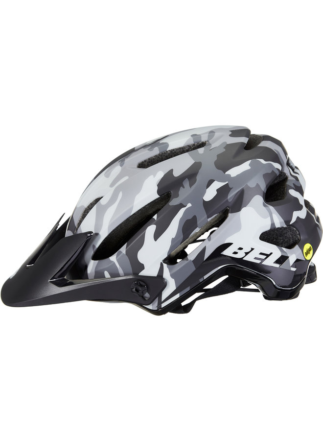 Bell - casco 4Forty MIPS black/camo