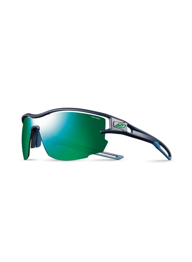 Julbo occhiali Aero blu/verde Spectron 3