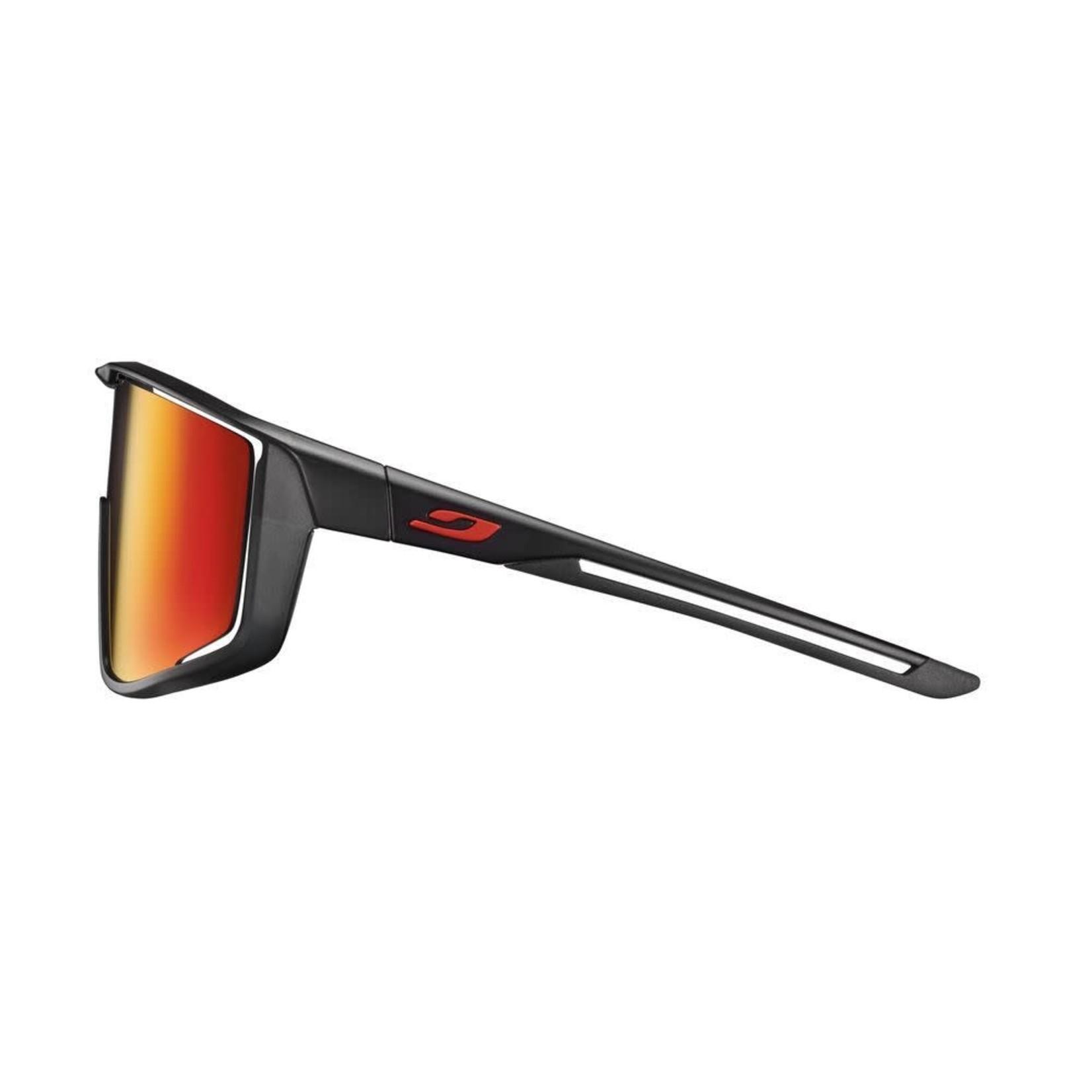Julbo Julbo occhiali Fury nero/rosso Spectron 3 rosso