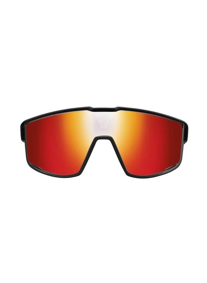 Julbo occhiali Fury nero/rosso Spectron 3 rosso
