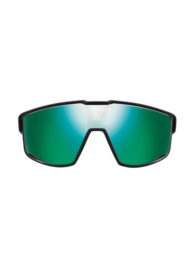 Julbo occhiali Fury nero/verde Spectron 3