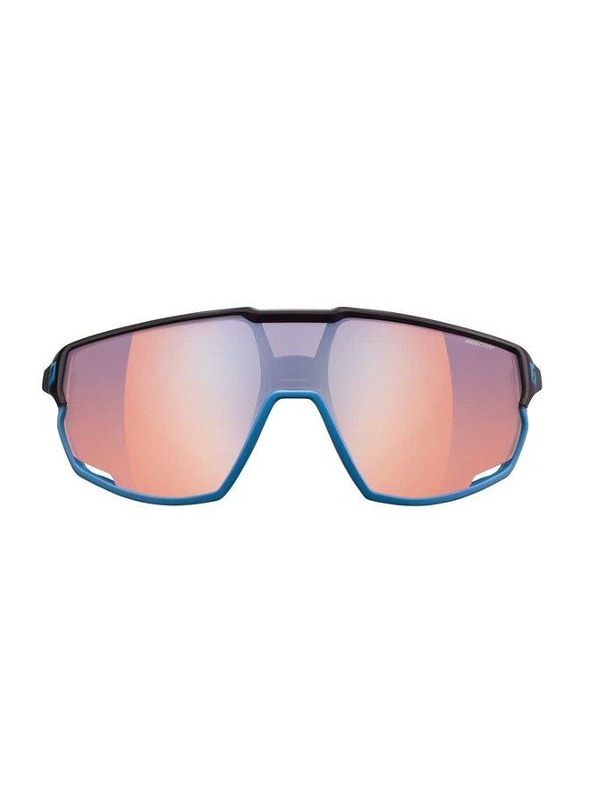 Julbo occhiali Rush blu/nero Reactiv Performance 1-3