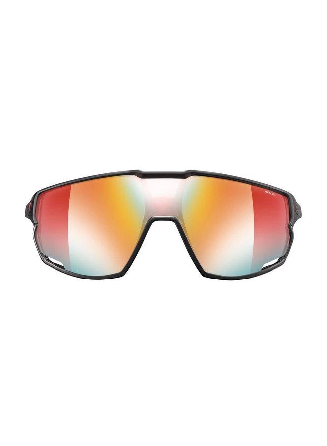 Julbo occhiali Rush nero Reactiv Performance 1-3
