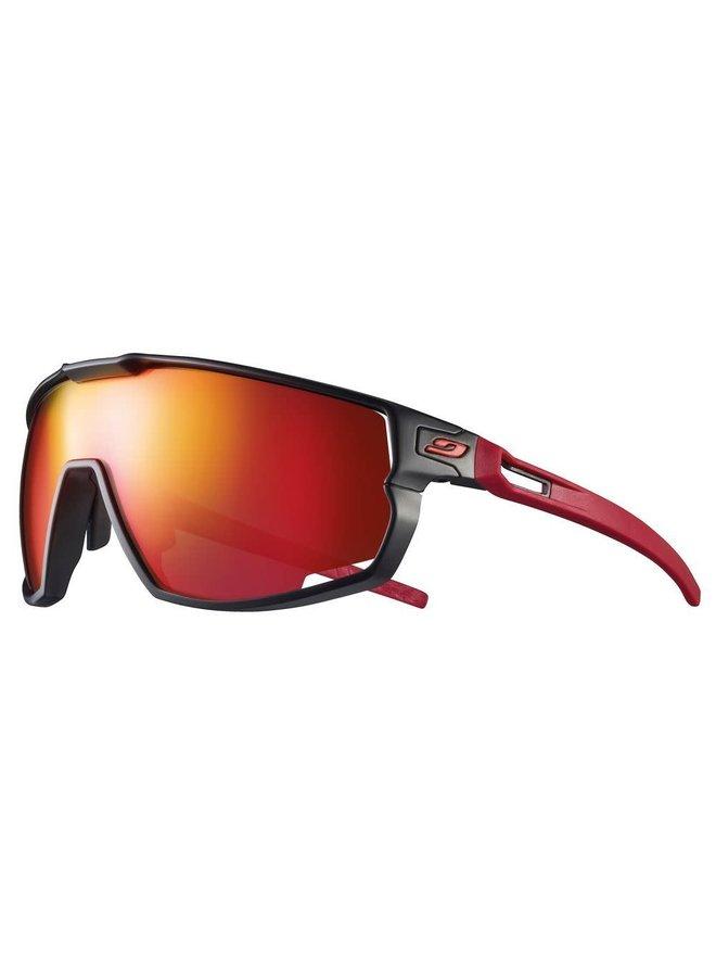 Julbo occhiali Rush nero/rosso Spectron 3