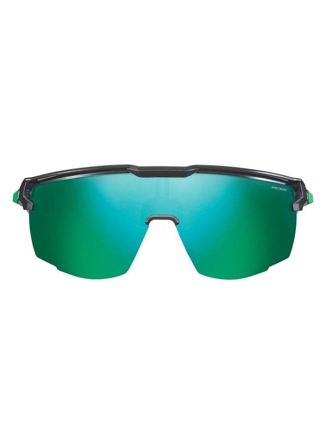 Julbo occhiali Ultimate nero/verde Spectron 3