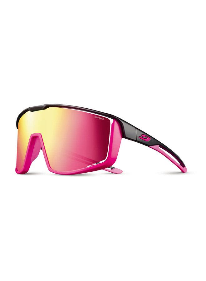 Julbo occhiali Fury nero/rosa Spectron 3