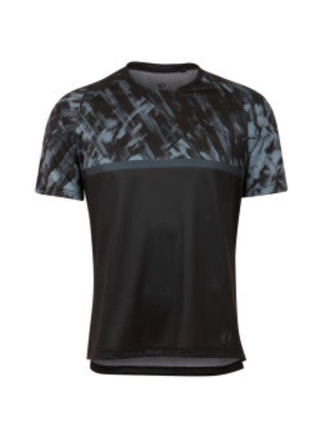 Pearl iZUMi maglietta Summit Top black dark ink disrupt