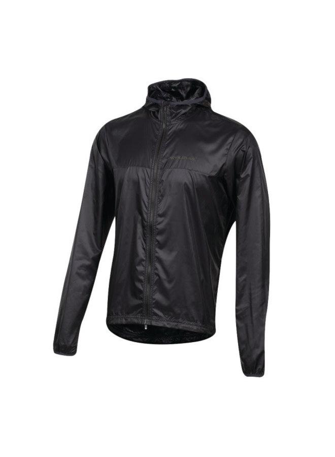 Pearl iZUMi giacca vento Summit Shell Jacket black