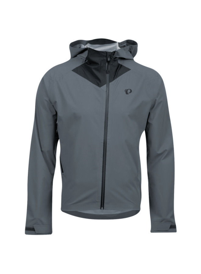 Pearl iZUMi giacca MTB Vortex WXB Hooded Jacket turbulence black