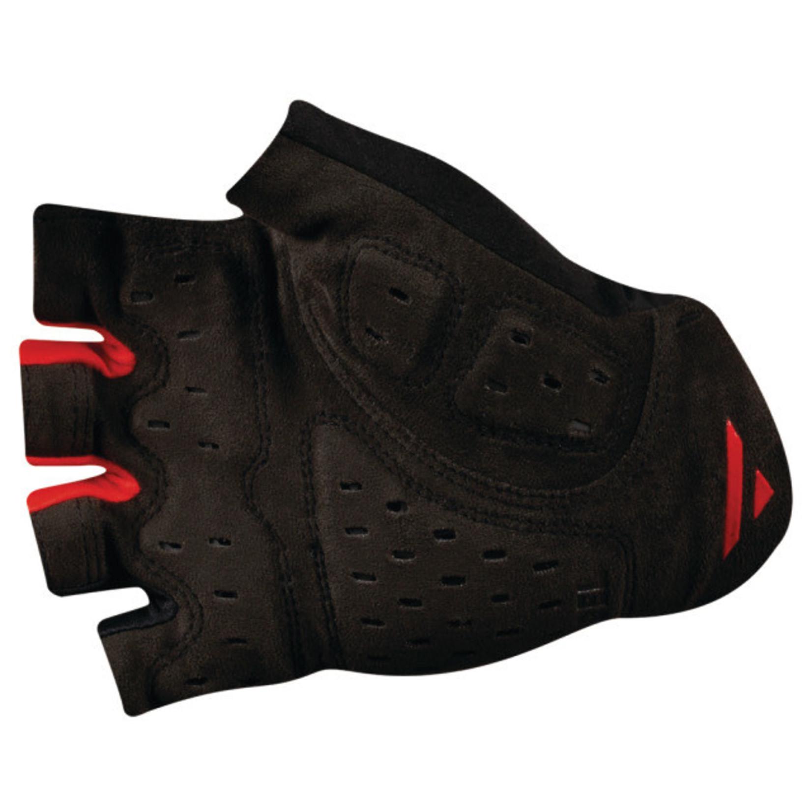 100% PEARL iZUMi ELITE gel Handschuhe torch red