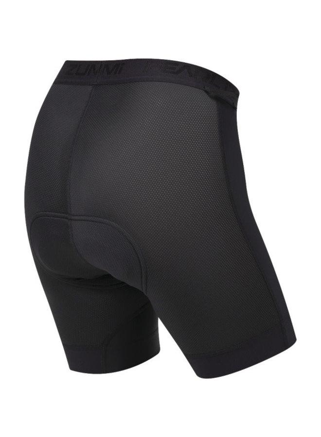 PEARL iZUMi SELECT pantaloncini donna black