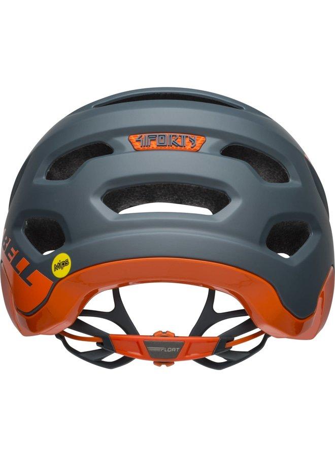 BELL 4FORTY casco matte gloss slate orange
