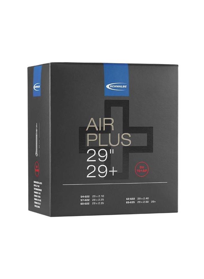 """Camera d'aria SV19+AP Air Plus 29"""" Presta Valve"""