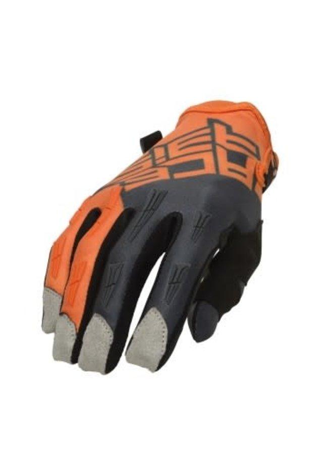 Acerbis guanti MX X-H orange/grey