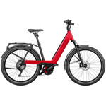 RIESE&MÜLLER Riese & Müller Nevo3 GT touring 47cm dynamic red metallic 500wh / Nyon