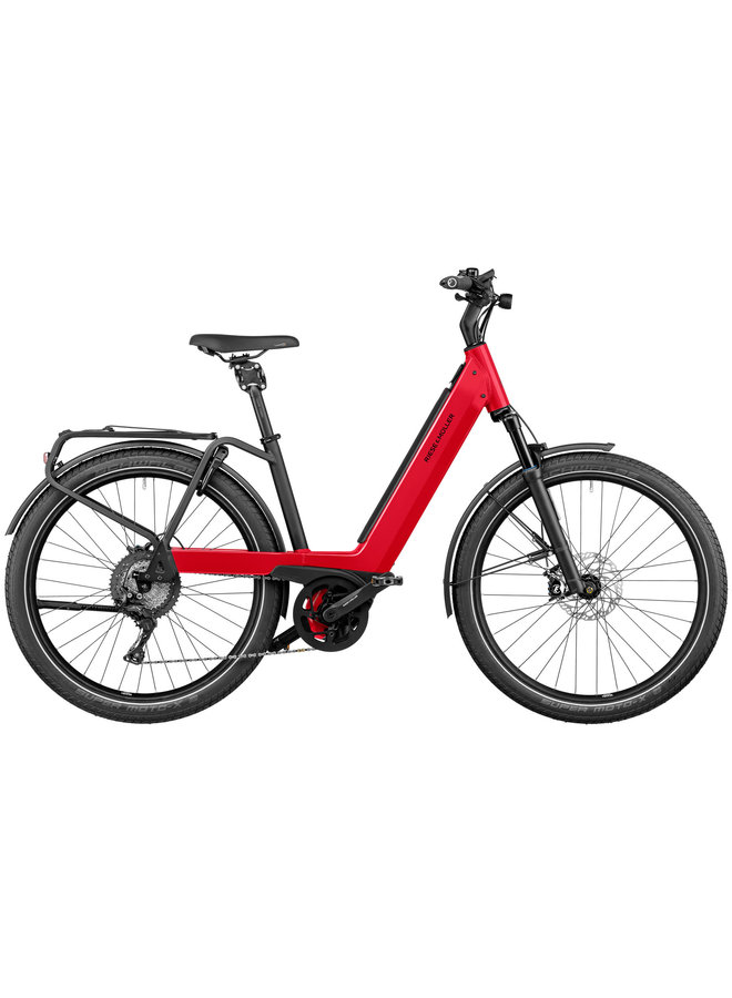 Riese & Müller Nevo3 GT touring 47cm dynamic red metallic 500wh / Nyon