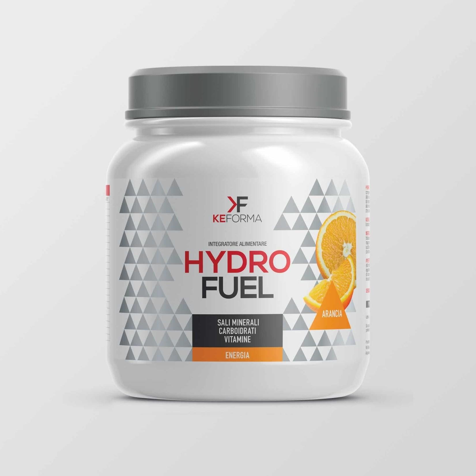 keforma KeForma - Hydro fuel arancia 480gr