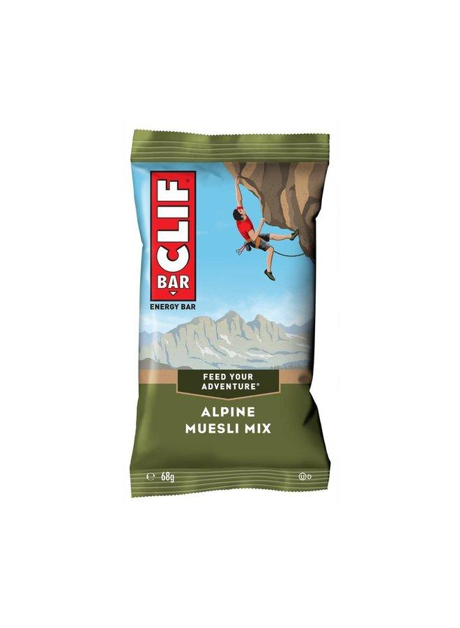 CLIF - Alpine muesli mix barretta energetica
