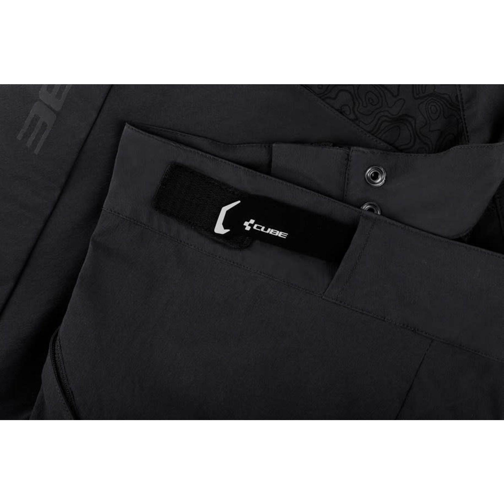 CUBE CUBE - Shorts AM Baggy con fondello