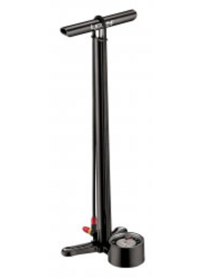 LEZYNE - pompa a piede CNC nera 15.2 Bar