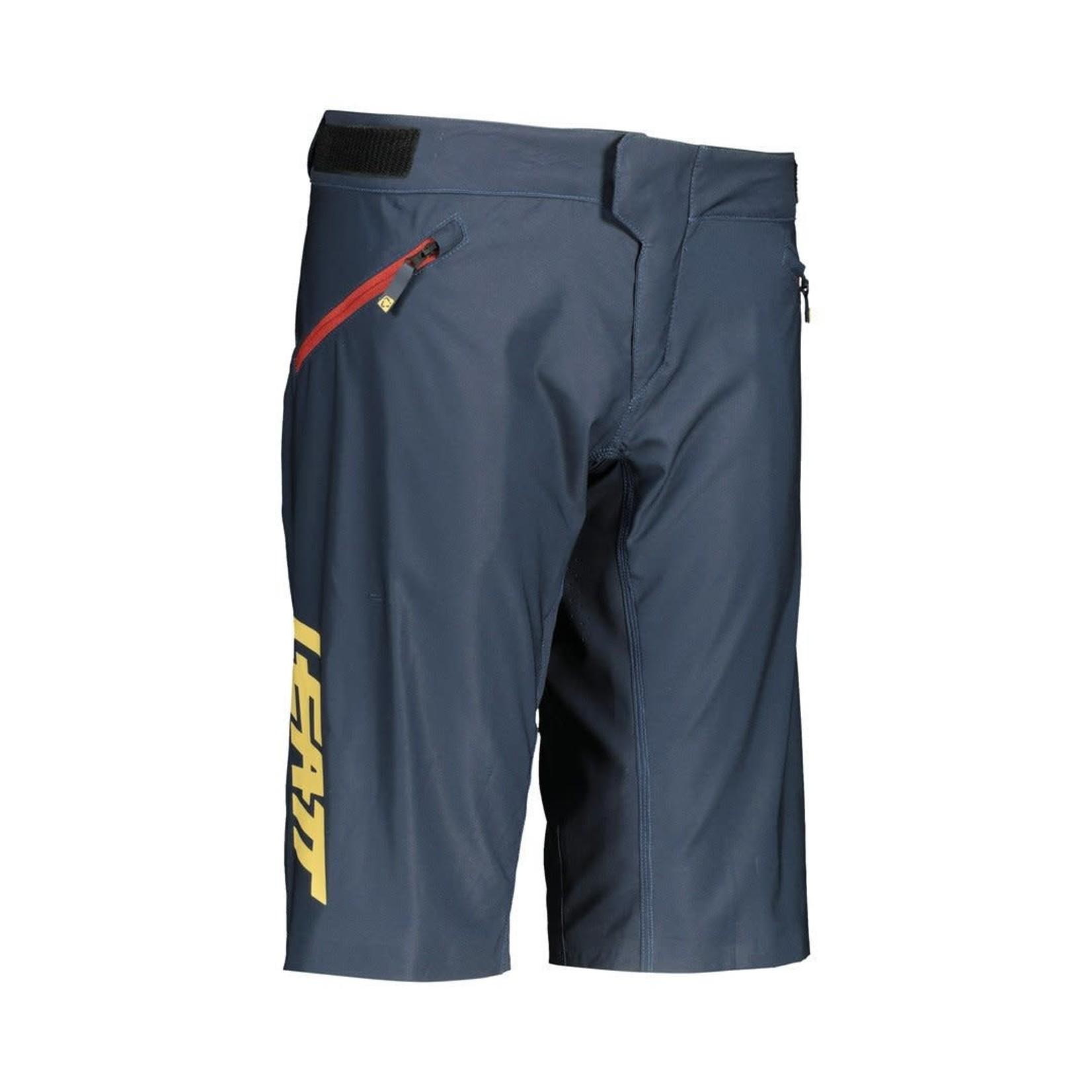 LEATT Leatt - Pantaloni corti MTB 2.0 Donna Blu