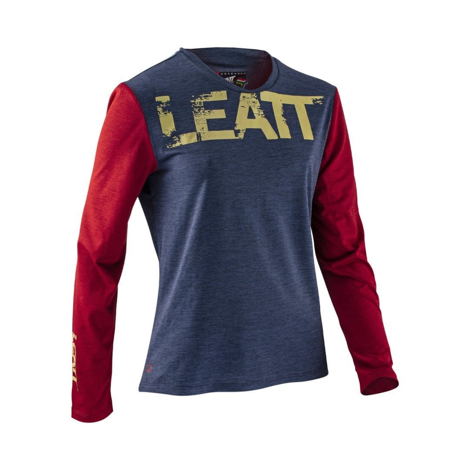 LEATT Leatt - Trikot manica lunga MTB 2.0 Donna Blu