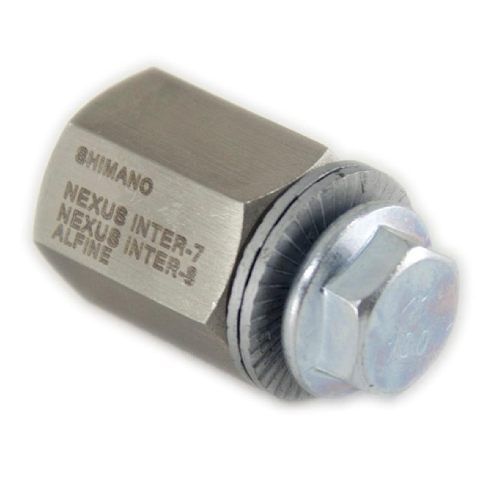 THULE THULE - Adapter per attacco a cambio (M10x1) SRAM/BionX/Rohloff/Enviolo)