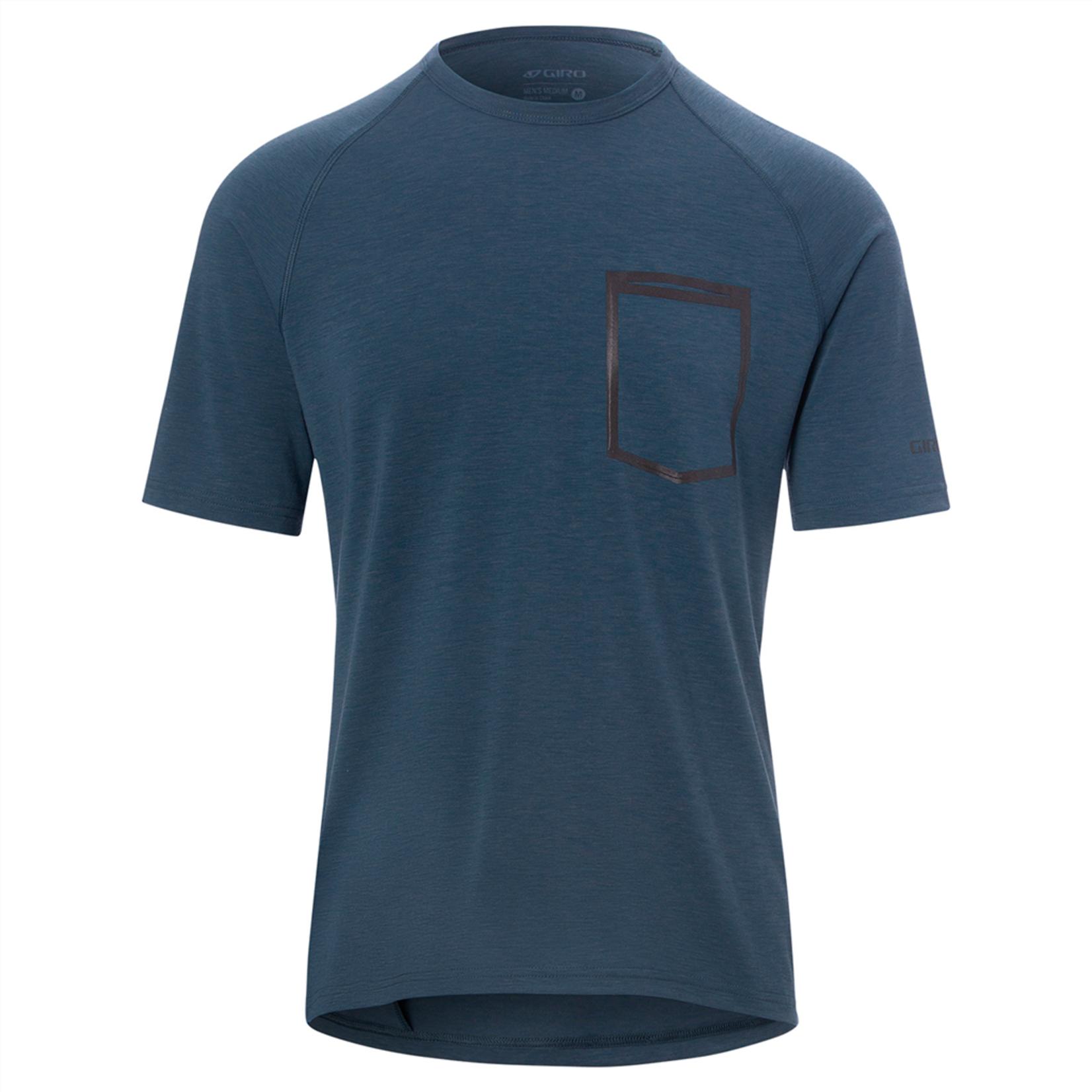Giro GIRO - T-Shirt Venture Roust Jersey - Portaro grey