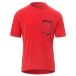 Giro GIRO - maglietta Venture Roust Jersey - Ginja red