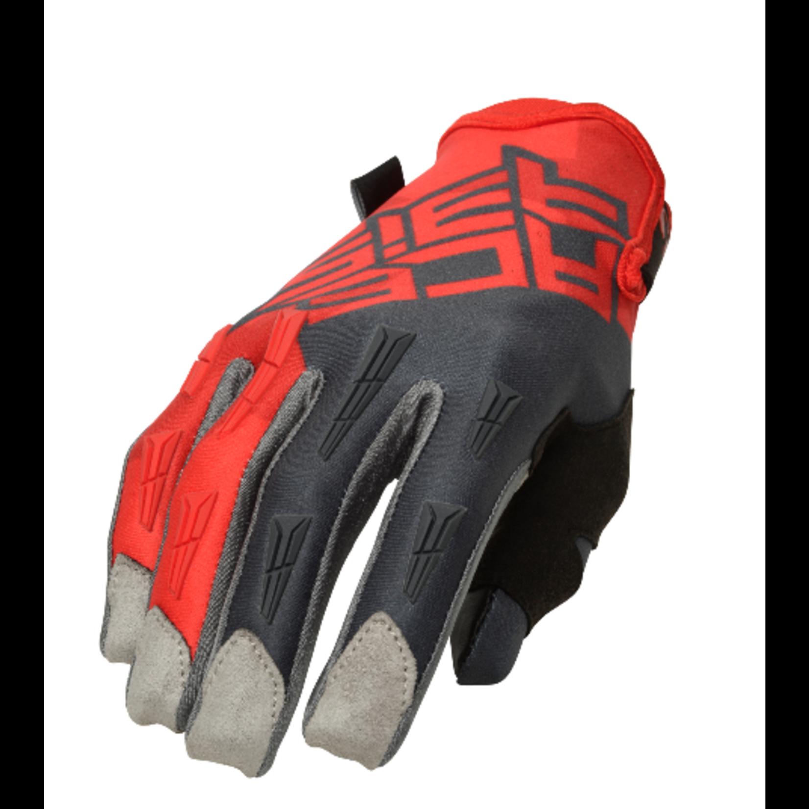 ACERBIS Acerbis Handschuhe MX X-H red/grey