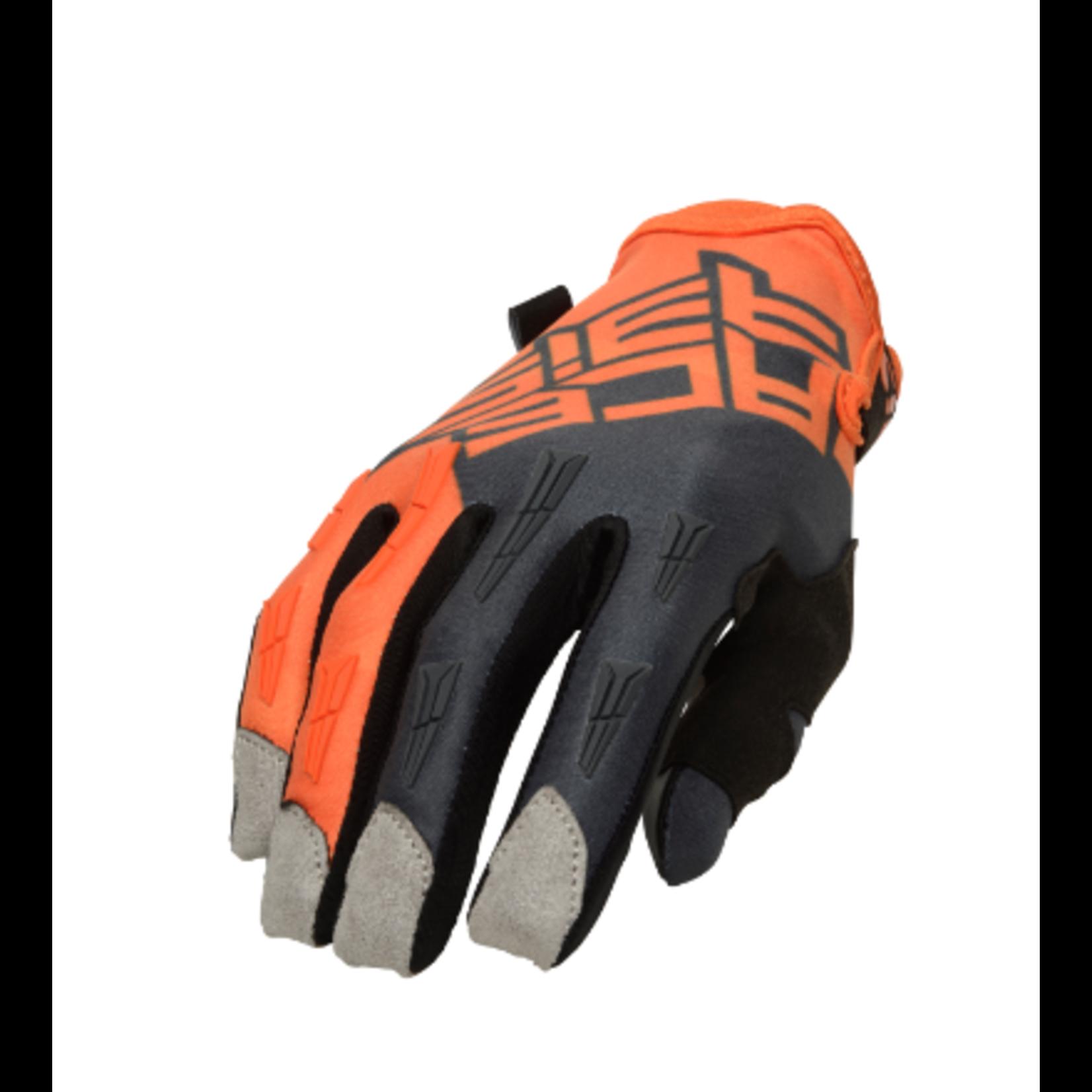 ACERBIS Acerbis Handschuhe MX X-H orange/grey