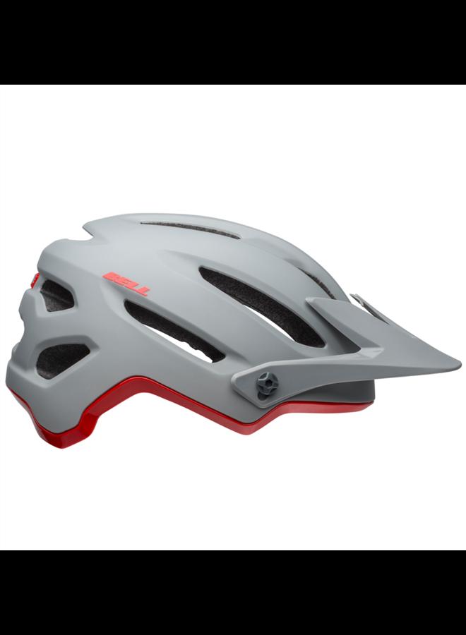 Bell - casco 4Forty MIPS matte/gloss gray/crimson