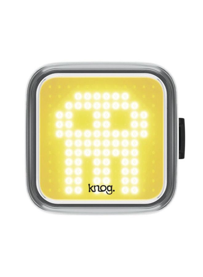 Copy of KNOG - luce anteriore Blinder X nera