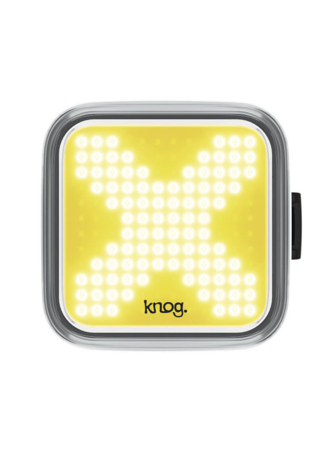 Copy of KNOG - luce posteriore Blinder X nera