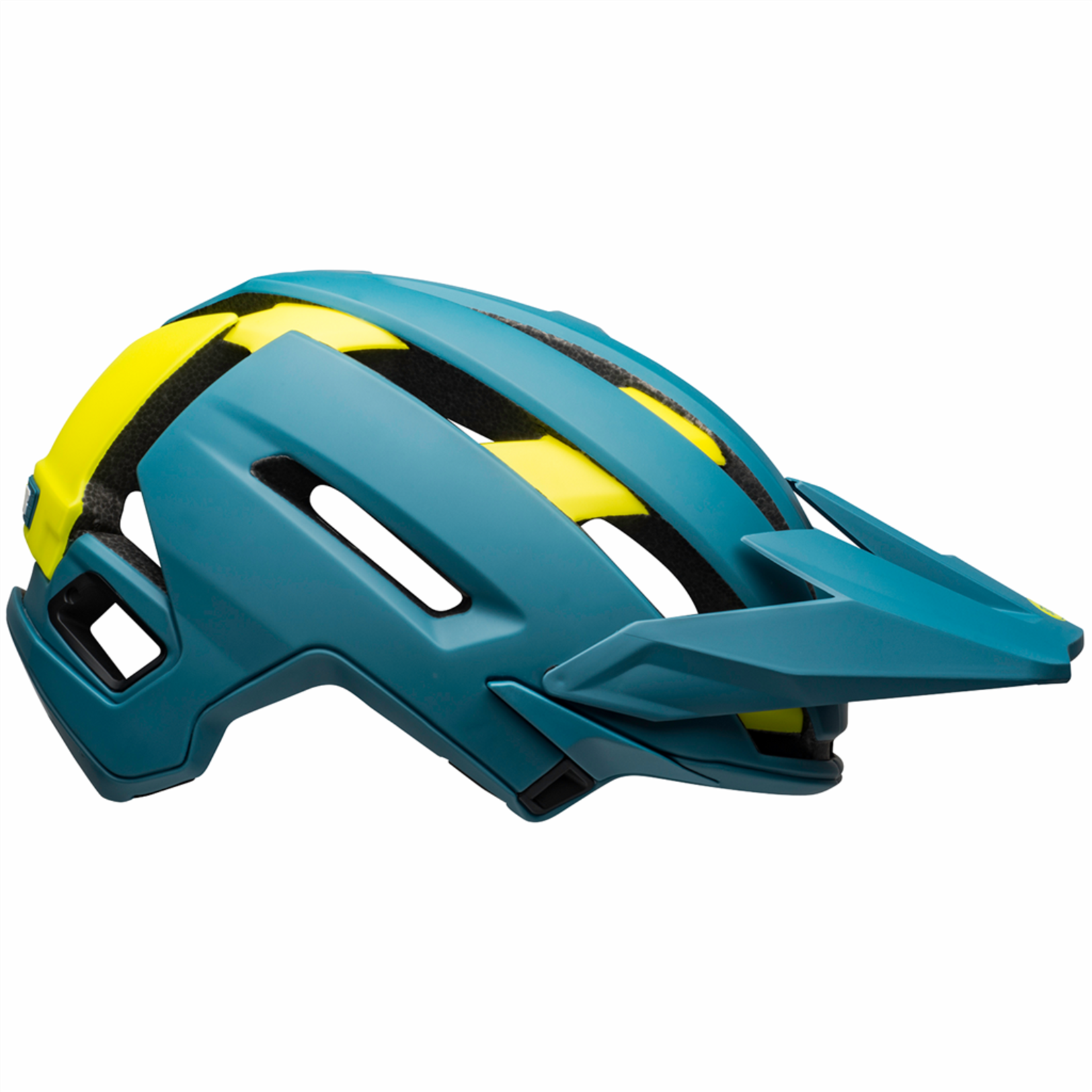 Bell Bell - Helme Super Air R MIPS Spherical blue/hiviz